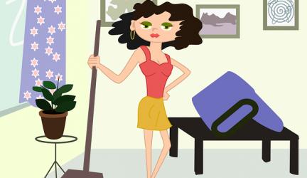 Mit einem Dampfbesen reinigen – Unsere Anleitung