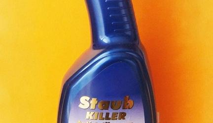 Staub vermeiden: Anti-Staub-Spray, Staubfilter und Co